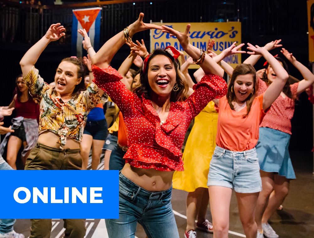 Online - Musical Theatre - Advanced 12 Week Course