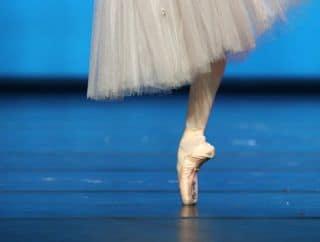 Ballet Classes - Pointe Improvers