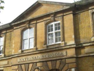 St Marylebone School, W1