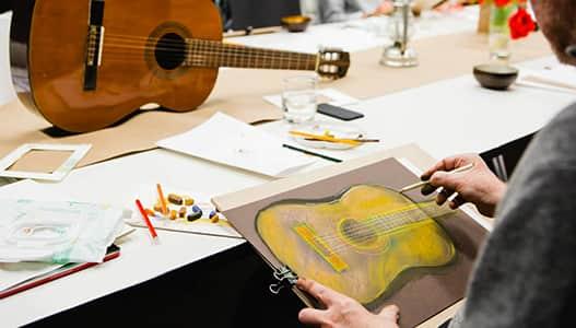 Art & Drawing Classes