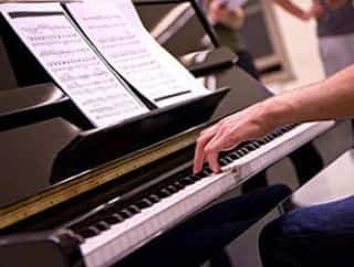 Piano Lessons - Beginners