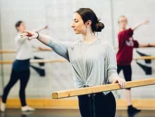 Ballet Improvers Classes 1