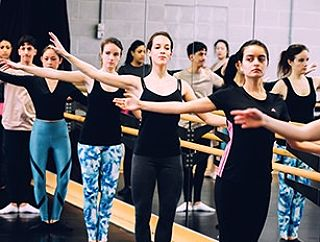 Ballet Classes - Beginners