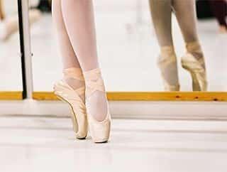 Ballet Classes - Pointe