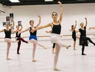 An American in Paris Ballet Workshop