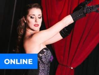 Online Burlesque Classes - Introduction