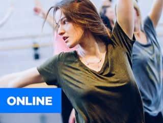 Online Contemporary Dance Classes - Beginners