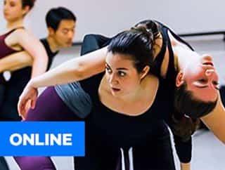 Online Contemporary Dance Classes - Improvers 1