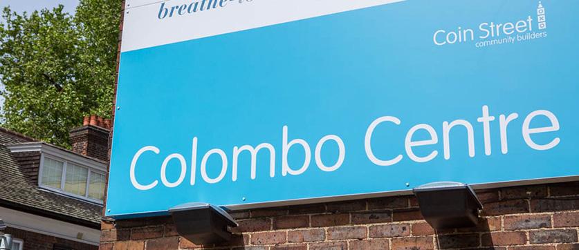 Colombo Centre, SE1