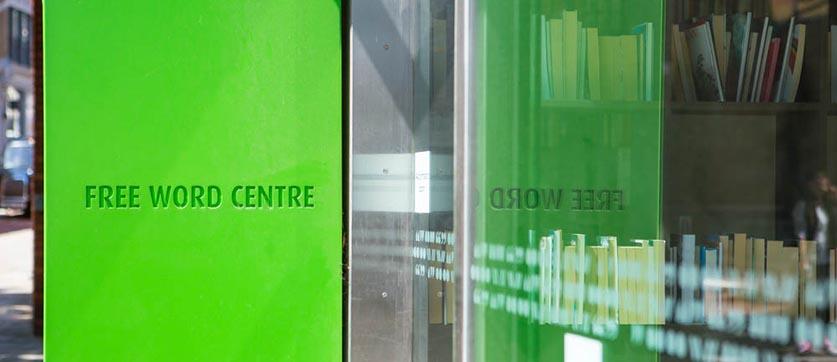 Free Word Centre, EC1
