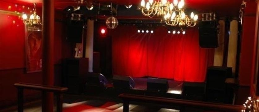 The Water Rats, WC1