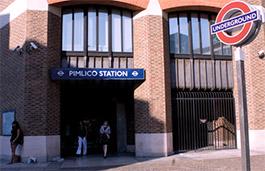 Pimlico Academy, SW1