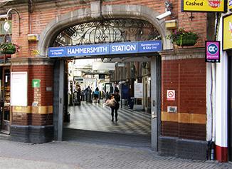 Hammersmith Club, W6
