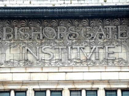 Dutch Church and Bishopsgate Institute