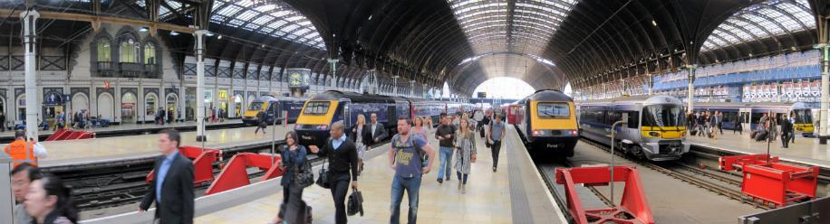 Meeting Point: Paddington Station