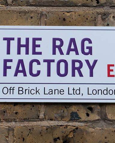 The Rag Factory, E1