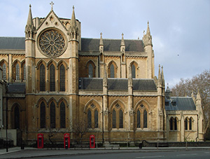 Bloomsbury Central Baptist Church, WC2