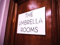 Umbrella Rooms, WC2