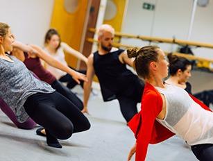 Contemporary Dance Classes - Intermediate