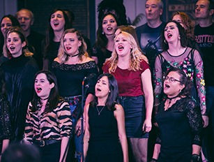 City Academy Vox Choir - Taster