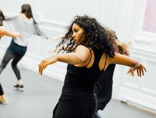 Urban Contemporary Dance Workshop