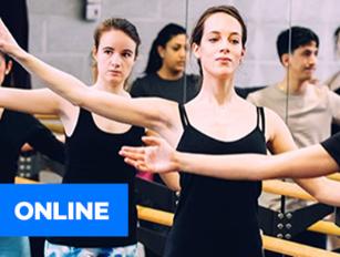 Online Beginners Ballet Classes