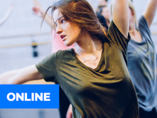 Online Contemporary Dance Classes - Beginners
