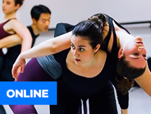 Online Contemporary Dance Classes - Improvers 1
