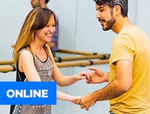 Online Salsa Classes - Beginners