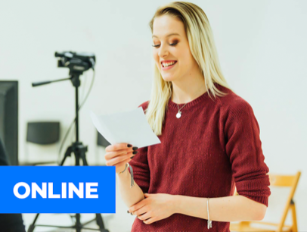 Online Screen Acting Classes - Level 1