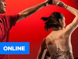 Online Salsa Classes - Improvers