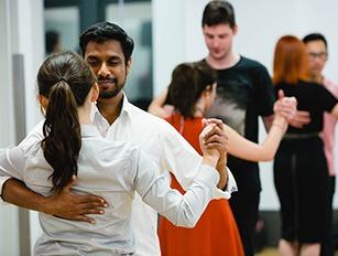 Tango Classes - Improvers
