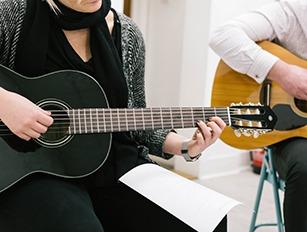 Guitar Lessons - Beginners