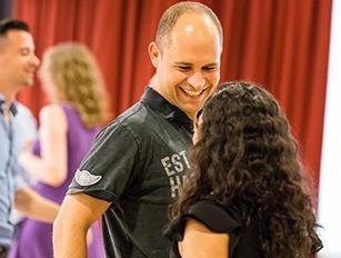 Latin Ballroom Dance Masterclass