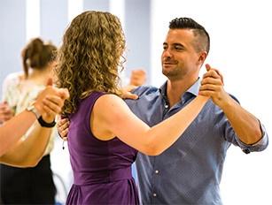 Ballroom Classes - Improvers