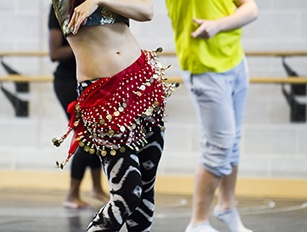 Belly Dance Classes - Beginners