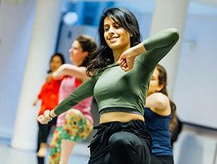 Bollywood Dance Course
