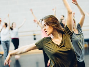Contemporary Dance Classes - Beginners