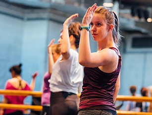 Contemporary Dance - Taster