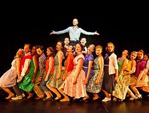 Musical Theatre Classes Landing