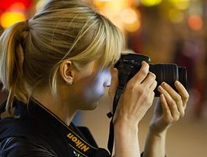 Photography Classes Landing