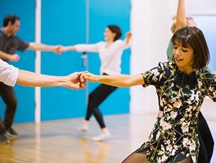Swing Dance - Taster
